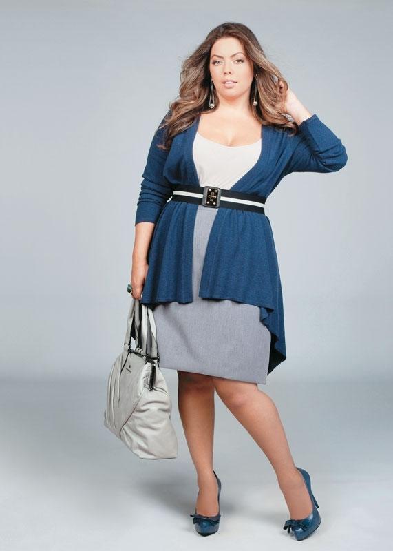 c5e2c94a2 Revista Manequim se rende à moda Plus Size   FATshion