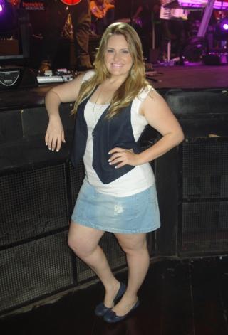 Look do Dia: Saia Jeans