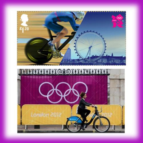 Bikes nas Olimpiadas