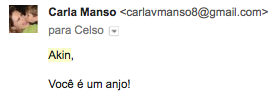 E-mail Celso Akin